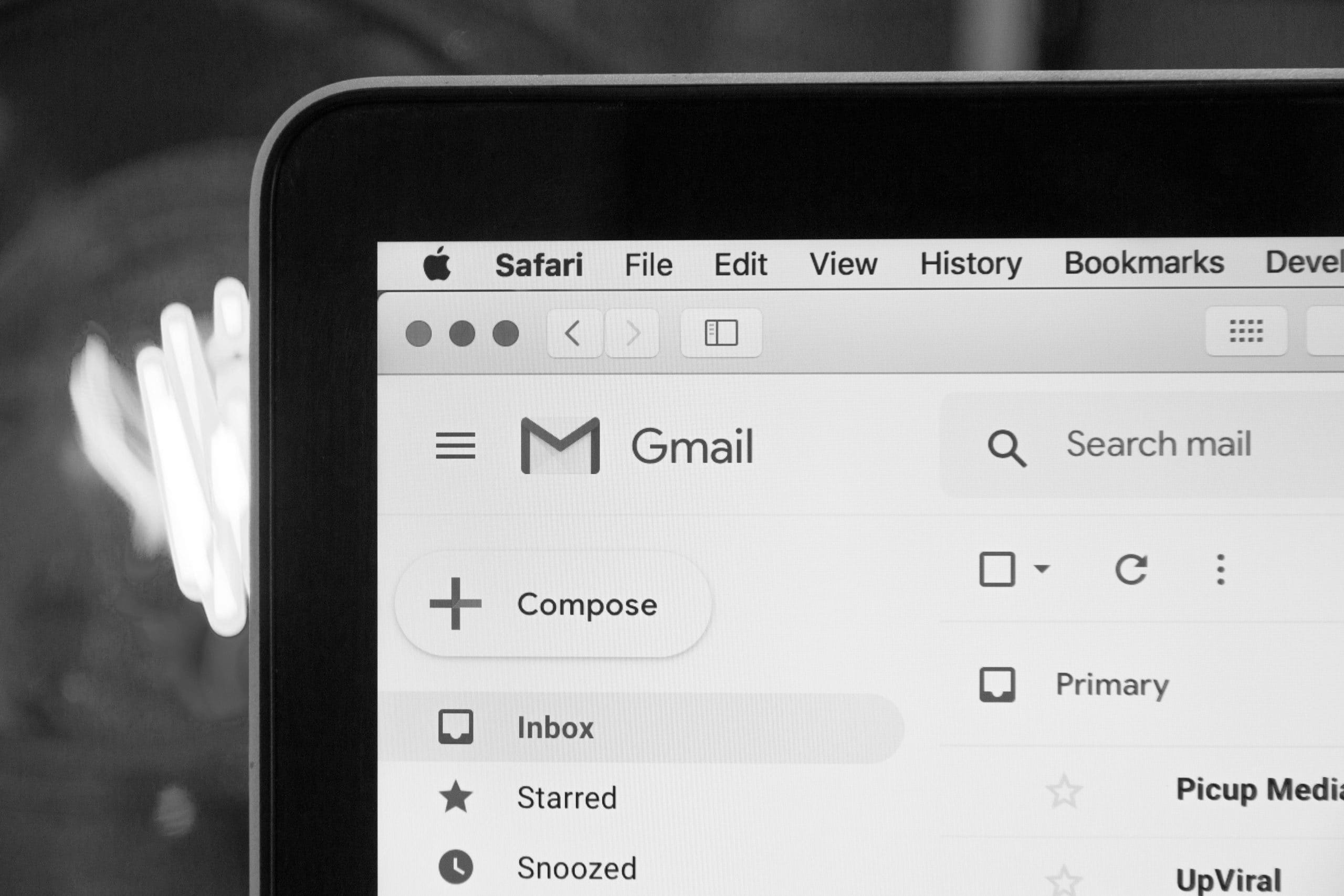 creativity email